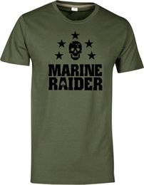 $enCountryForm.capitalKeyWord Australia - T-Shirt Shirt Military Airsoft Marine Raider Marsoc Skull Starssummer Fashion Teen Male Short Sleeve Pattern O-Neck T-Shirt