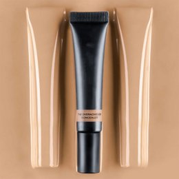 $enCountryForm.capitalKeyWord Australia - 2019 Newest HDA Brand cosmetic Overachiever concealer Long-lasting Beauty 10ml liquid moisturizing foundation Hot 3 colors concealer pencil