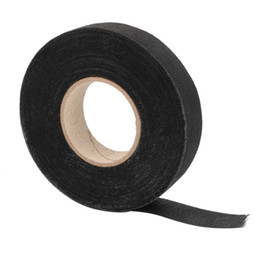 $enCountryForm.capitalKeyWord Australia - NICEYARD Adhesive Flannel Fabric Cloth Tape 1pc Heat-resistant Repair Parts Tool 19mm x15m Cable Harness Wiring For Car Auto