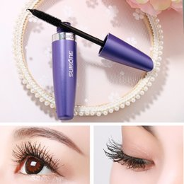 $enCountryForm.capitalKeyWord Australia - Black ink Cosmetic 3d Fiber Lashes Mascara Individual False Eyelashes Extension Colossal Mascara Volume Express Makeup