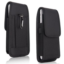 Holster clips online shopping - Waist Holster Case for Xiaomi Redmi Note Case Cover Nylon Bag Carabiner Belt Clip Pouch for Xiaomi Redmi Note pro