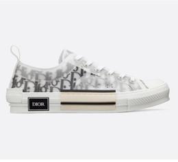 Calzado mujer oblicuo técnico lienzo con textura zapatillas de deporte con cordones diseñador hombres blanco negro dos tonos suela de goma zapatos casuales en venta