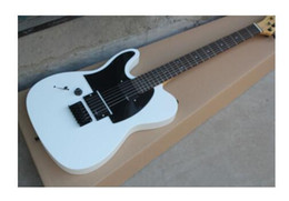 left handed custom white guitar NZ - free shipping factory custom new real photos high quality tl Left-Handed white Electric Guitar Black hardware 10yue