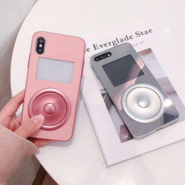 Glasses 3d player online shopping - For iphone XS MAX X From Jenny D Fashion Player MP3 Glass Phone Case for iPhone plus S Plus X XS XR Matte Soft IMD Cover