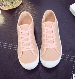 $enCountryForm.capitalKeyWord Australia - 2019 new women's shoes flat bottom versatile casual shoes fashion students small white shoes manufacturers direct sales 005