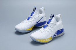 63b9e4b49fda Desginer shoes Ashes Ghost Florale quality Lebron 15 Basketball Shoes men  Lebron Sneaker 15s Mens sports Shoes James 15 us 7-12 No box 01