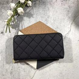 $enCountryForm.capitalKeyWord Australia - Womens Luxury bag Brands Designer LONG Embroidery Women Notecase Wallets & Holders CUBE Casual PU Leather Lady Credit card purse C8621