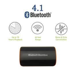 Receptor de Áudio Estéreo sem fio Bluetooth 4.1 Caixa De Música De Áudio com Microfone de 3.5mm para Dispositivos de Sistema de Áudio Home AUX Speaker Car venda por atacado