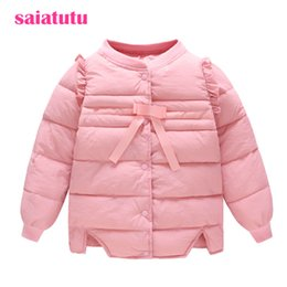 Discount japanese boys fashion - pink princess fashion Japanese baby kids children winter clothing girl Outerwear Coats Down jacket Parkas Cotton-padded