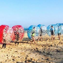 $enCountryForm.capitalKeyWord Australia - 1.5m Diamater 0.8mm PVC Inflatable Bumper Ball Zorb Body Ball,Inflatable Human Hamster Ball For Adults