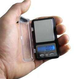 digital pocket scales small Australia - Smallest Scales 200g  0 .01g Electronic Digital Jewelry Scales Weighing