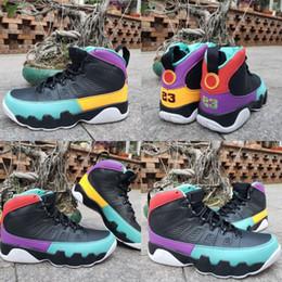 $enCountryForm.capitalKeyWord NZ - Newest 9 Dream It Do It Man Designer Basketball Shoes Black University Red Dark Concord Canyon Gold Turbo Green White I Fashion Sneakers