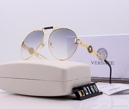 $enCountryForm.capitalKeyWord Australia - Brand Ladies Fashion Stars with Ocean Lens Sunglasses Paulie Thickened 2.0 Lens Simultaneously Listed on Paris Show 2160# 7 Color with box