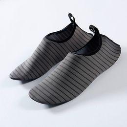 Beach Shoes 47 Australia - Hot sale Men Shoes Outdoor on surf Swimming Mesh Quick-Drying Shoes Eur Size 35-47 Hollow Rubber Soft sole Unisex Beach J3