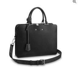 $enCountryForm.capitalKeyWord UK - Briefcase Armand M54381 Men Messenger Bags Shoulder Belt Bag Totes Portfolio Briefcases Duffle Luggage