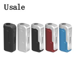 Chinese  Yocan UNI Box Mod 650mAh 10s Preheat VV Variable Volta Adjustable Height and Diameter Holder Fit All Atomizer 100% Original manufacturers