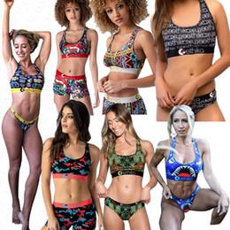 NINGNETI Conjuntos De Mujeres Tankini con Pantalones Cortos para Ni/ñOs Bikini para Mujer Conjunto De Trajes De Ba/ñO Push-Up Sujetador con Relleno