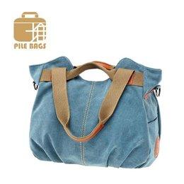 $enCountryForm.capitalKeyWord Australia - Nice High Quality Messenger Travel Women Bags Canvas Hobo Casual Vintage Girls Shoulder Hobo Bag Ladies Brand Fashion School Bag
