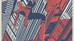 $enCountryForm.capitalKeyWord Australia - Marvel Movies Spiderman Art Silk Print Poster 24x36inch(60x90cm) 018