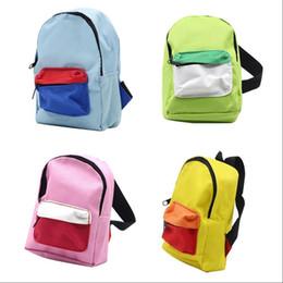 $enCountryForm.capitalKeyWord Australia - Doll Mini Backpack Canvas Fashion Simple Casual Cute School Student Bags For Children Kids Doll Backpacks For Girls Bady Bag