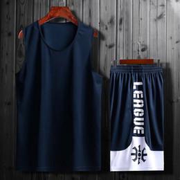 Training Shirts Basketball NZ - Professional Basketball Jerseys Sports Clothing 2018 Men kids Shirt + Shorts Uniforms Set Breathable Customized Training Suits Q190429