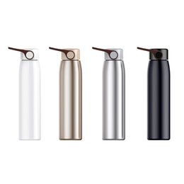 Wholesale Custom Logo Double Wall Vacuum Skinny Tumbler Stainless Steel Skinny Tumbler Vacuum Insulated Cup Commuter & Travel Mugs 4 Solid Color
