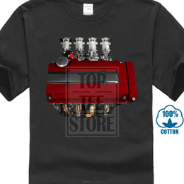 engines types Australia - B16 B18 Itb Jdm Integra Civic Type R Red Valve Cover Engine Motor Mounts T Shirt