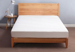 Xiaomi youpin cobre fibra antibacteriana Cubierta de colchón protector de la cubierta para la cama blanco sólido humectante protección transpirable cubierta del cojín A5 en venta