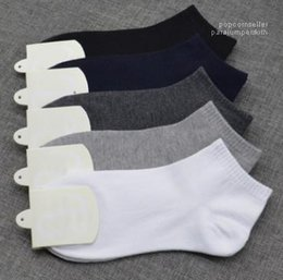 sports sock huf NZ - Designer Summer Winter Spring Socks Mens Solid Socks Sports Athletic