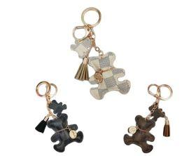 $enCountryForm.capitalKeyWord Australia - 2019 Top quality Luxury Keychain Cirle Fashion Car Keychains Stainless Steel Designer Keychain for Gifts