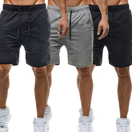 f5bae05d773 Jogging sport clothes for men online shopping - Mens Athletic Gym Leggings  Cotton Shorts Fitness Running