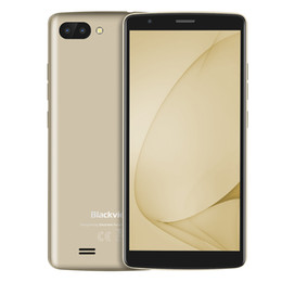 BLACKVIEW A20 3G Smartphone 5.5 Inch MTK6580 Quad Core 1.3GHz 1GB RAM 8GB ROM Android 8.0 Dual Back Cameras Android GO OS 3000mAh Mobile Ph on Sale