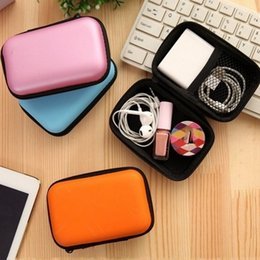 $enCountryForm.capitalKeyWord Australia - Mini Wallet Coin Purses Zipper Earphone Wire Headphone Case Usb Cable Bag Organizer Carte Earbuds Box Functional Bag