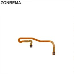 huawei flex cable Australia - ZONBEMA 10pcs Home Fingerprint Return Button Key Scanner Touch ID Sensor Ribbon Flex Cable For Huawei P8 Lite 2017 Honor 8 Lite