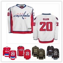 2018 Washington Capitals Jerseys  20 Lars Eller Jerseys men WOMEN YOUTH Men s  Baseball Jersey Majestic Stitched Professional sportswear 45ec505ef