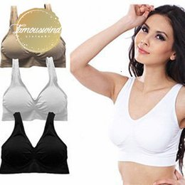 Packed bras online shopping - Pack Casual Bra Removable Pads Double Layer Seamless Padded Bra Pc Set With Good Comfortable Good Quality
