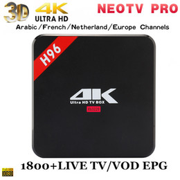 Free Iptv Player Australia - Best Stable HD IPTV Arabic IPTV box android 6.0 H96 Support H.265 NEOTV PRO with 1year free subscription France Tv Player