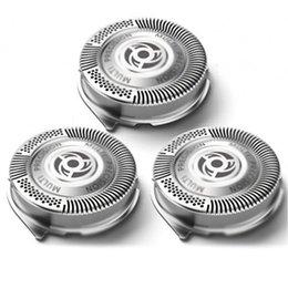 Опт 3Pcs / Set Бритвенные головки Сменные бритвенные головки Multi Precision Бритвенные головки для Philips Norelco Series 5000