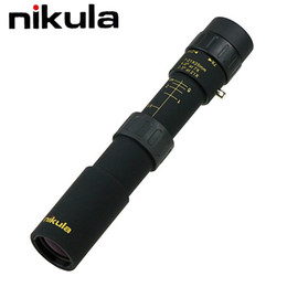 Mini pocket Monocular online shopping - Nikula x25 Zoom Monocular Powerful HD Telescope High quality Pocket Binoculars Mini Hunting Scope with tripod and carry bag T191022