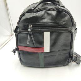$enCountryForm.capitalKeyWord NZ - 2019 New Women Backpack School Bags For Teenager Girls Pu Zipper Lock Design Black Female Backpack Fashion
