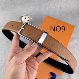 Boxing Belts online shopping - Luxury Belts Designer Belts Mens Womens Famous Belt Brand Casual Needle Buckle Fashion Belts Models Width mm Good Quality Box Optional