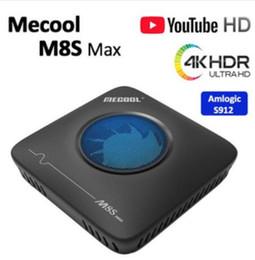 $enCountryForm.capitalKeyWord Australia - MECOOL M8S Max Amlogic S912 3GB 32GB Android 7.1 TV BOX 4K Streaming Media Player Smart TV BOX With Cooling Fan