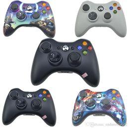 Wireless Xbox Controllers Australia - Gamepad For Xbox 360 Wireless Controller For XBOX 360 Controle Wireless Joystick For XBOX360 Game Controller Gamepad Joypad