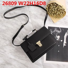 e869663077879b Designer Leather Crossbody Women genetic casual bags with long leather  strap plain smooth real leather metal buckle cost prices sale
