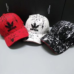leather snapbacks wholesale Australia - Summer Trucker Hat With Snapbacks and Animal Embroidery For Adults Mens Womens   Adjustable Curved Baseball Caps   Designer Sun Visor