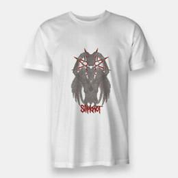 $enCountryForm.capitalKeyWord Australia - The Death Metal Be Prepared For Hell Slipknot T-shirt Men Size S-XXXL White Tees