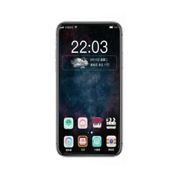 Goophone i8 XS MAX Quad Core MTK6580 Face ID Android сотовые телефоны 1GB 16GB показывают поддельные 256G / 512GB 4glte разблокированный телефон с запечатанной коробкой на Распродаже