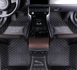 $enCountryForm.capitalKeyWord NZ - Custom For Jaguar all models luxury custom waterproof floor mats 2007-2019