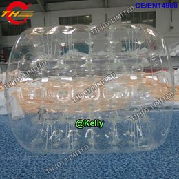 Inflatable Pool Water Walking Balls Australia - free door shipping transparent inflatable water roller for sale, durable inflatable water walking ball, summer water pool sport game toys