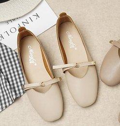 $enCountryForm.capitalKeyWord Australia - Num1 Beauty Comfortable Shoes Cut Down Flat Shoes Women Good Walking Outdoor Cheap Best Quality Slip on Shoes